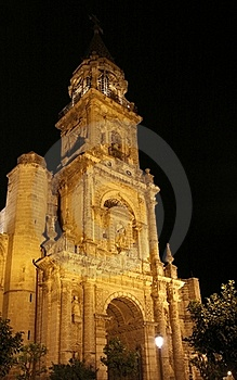 St. Miguel Church In Jerez Stock Photos - Image: 16651233