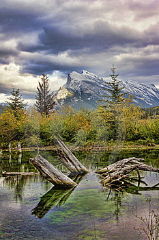 Cloudy_rundle2 Royalty Free Stock Photography - Image: 16656437