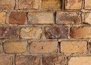 Old Brick Wall Stock Image - Image: 16656811