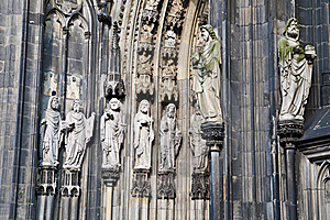 Cologne Dom Stock Image - Image: 16660431