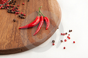 Pepper's Mix Stock Photography - Image: 16672302