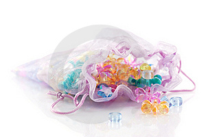 Colorful Beads Royalty Free Stock Photography - Image: 16672457