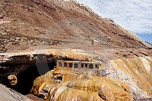 Puente Del Inca Stock Image - Image: 16672941