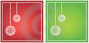 Set Of Seasonal Greetings Stock Images - Image: 16673234