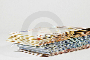 Banknotes Royalty Free Stock Photos - Image: 16673608