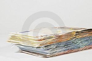 Banknotes Royalty Free Stock Photos - Image: 16673608