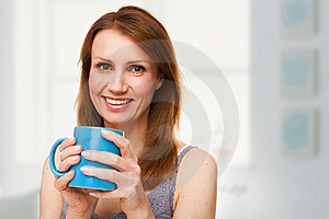 Hot Drink At Home Royalty Free Stock Images - Image: 16675199