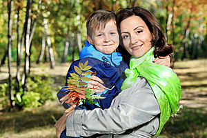 Mother And Son Royalty Free Stock Image - Image: 16676396
