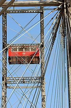 Wiener Riesenrad (Vienna Giant Ferris Wheel) Royalty Free Stock Photos - Image: 16677478