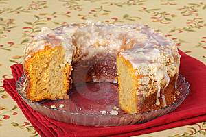 Pumpkin Cake Royalty Free Stock Image - Image: 16685576