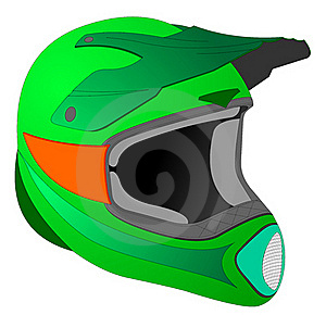 Helmet Drawing Royalty Free Stock Photos - Image: 16685898