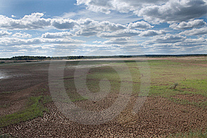 Dried Earth Stock Image - Image: 16688611