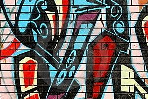 Graffiti Royalty Free Stock Photos - Image: 16690598