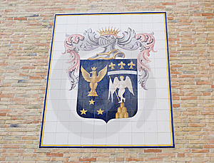Medieval Coat Of Arms Royalty Free Stock Photography - Image: 16692577