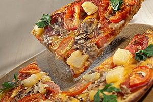 Hot Taste Pizza Stock Photos - Image: 16693543