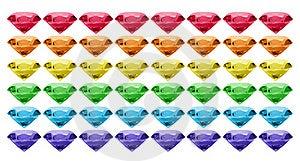 Gem Banner Royalty Free Stock Photos - Image: 16695688