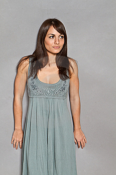 In Dress Royalty Free Stock Images - Image: 16695879