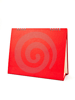 Red Calendar Royalty Free Stock Image - Image: 16696116
