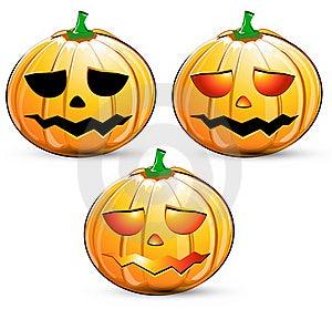 Pumpkins Royalty Free Stock Image - Image: 16698416