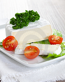 Soft Cheese Royalty Free Stock Image - Image: 16698676
