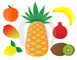Fruits Royalty Free Stock Photography - Image: 16698837
