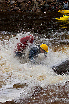 Whitewater Freestyle Stock Image - Image: 16699721