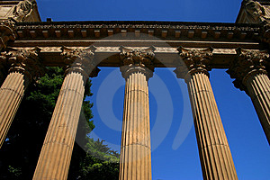 Palace Of Fine Arts, San Francisco Stock Photography - Image: 1673272
