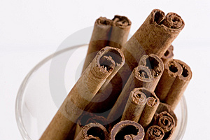 Cinnamon Sticks. Stock Photos - Image: 1676523