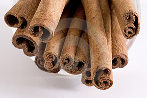 Cinnamon Sticks. Royalty Free Stock Photos - Image: 1676528