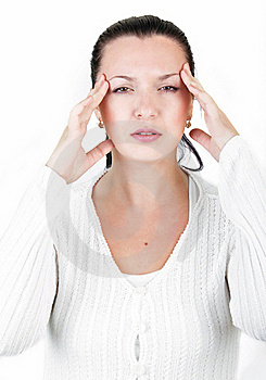 Migraine Royalty Free Stock Photos - Image: 16700918