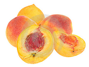Peach Royalty Free Stock Images - Image: 16701079