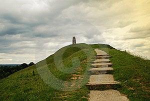 Glastonbury - Tor, England, United Kingdom Stock Photo - Image: 16702650
