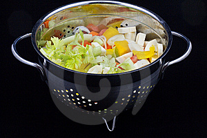 Soup Vegetables Royalty Free Stock Photos - Image: 16705328