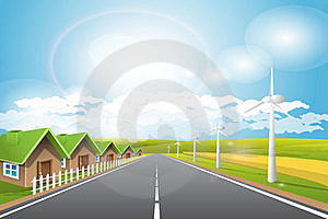 Renewed Energy Royalty Free Stock Photo - Image: 16705395