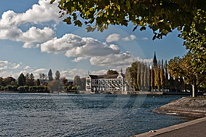 Constance Cityscape Royalty Free Stock Photo - Image: 16706965