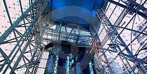 Glass Atrium Stock Photos - Image: 16707613