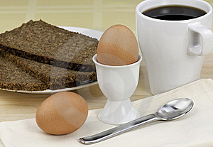 Eggs For Breakfast Stock Images - Image: 16708294