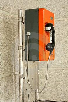 Public Telephone Stock Photo - Image: 16709830