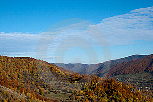 Autumn Landscape Stock Photography - Image: 16710412