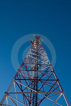 Comunication Antenna Royalty Free Stock Photo - Image: 16710545