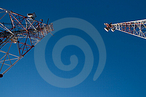 Comunication Antenna Stock Photos - Image: 16710693