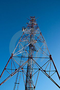 Comunication Antenna Stock Photos - Image: 16710703