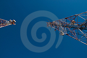 Comunication Antenna Stock Photos - Image: 16710913