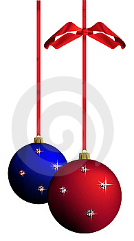 Christmas Balls - Vector Royalty Free Stock Image - Image: 16715046
