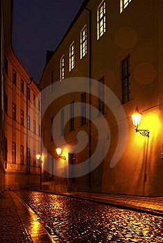 Town Shadows. Stock Photography - Image: 16719452