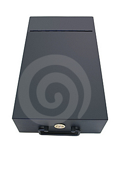 Cash Box Stock Photos - Image: 16720613