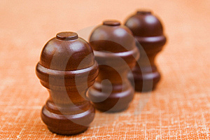 Three Knobs Online Stock Photo - Image: 16722780