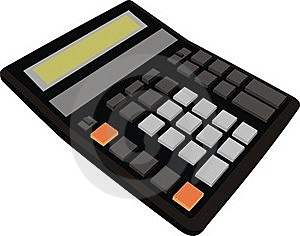 The Calculator Stock Photography - Image: 16723072