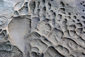 Eroded Sandstone Texture Royalty Free Stock Photos - Image: 16725088