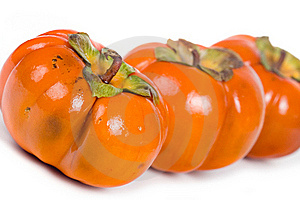 Ripe Persimmons Royalty Free Stock Image - Image: 16726026